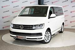 VW Multivan 2,0 TDi 204 Highline DSG 4Motion kort