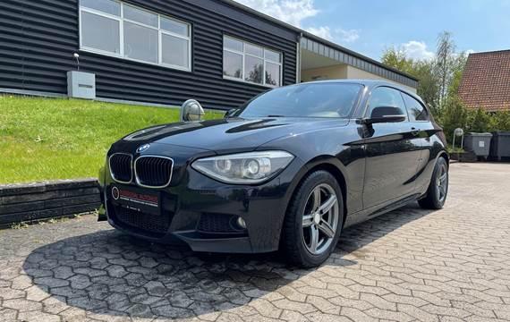 BMW 120d 2,0 M packet