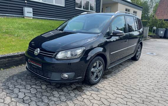 VW Touran 2,0 HIGHLINE