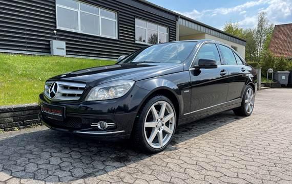 Mercedes C250 2,1 AVANTGARDE