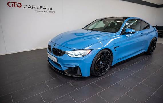 BMW M4 3,0 Coupé Competition aut.
