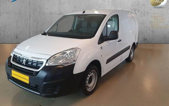 Peugeot Partner 1,6 BlueHDi 100 L2 ESG Flex Van
