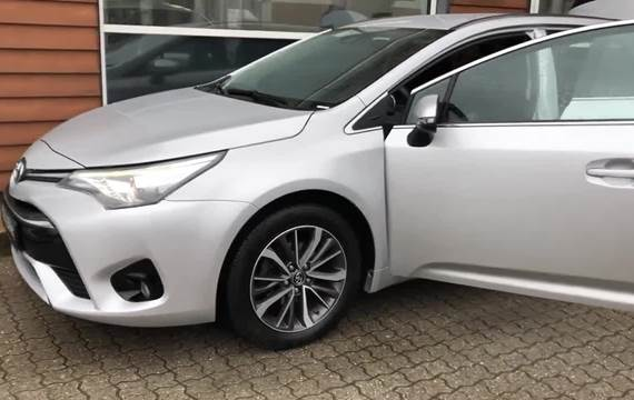 Toyota Avensis 1,8 VVT-i T2 Touring Sports MDS