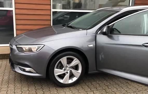 Opel Insignia 2,0 CDTi 170 Dynamic Sports Tourer aut.