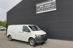 VW Transporter 2,0 Lang  TDI 3ton DSG  Van 7g Aut.