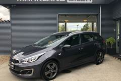 Kia Ceed 1,6 CRDi 136 Attraction DCT