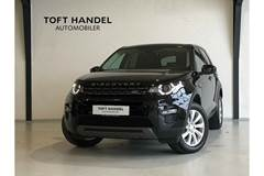 Land Rover Discovery Sport 2,0 TD4 180 SE aut. Van