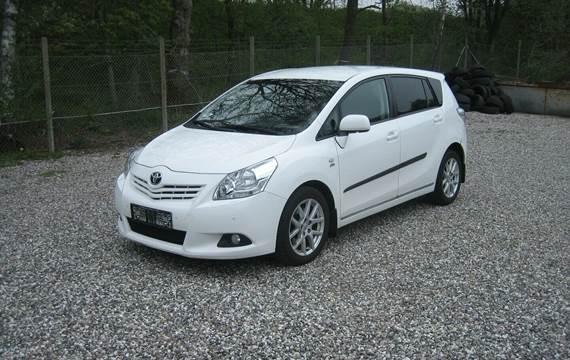 Toyota Verso 2,2 D-CAT 150 T3+ aut. 7prs