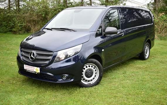 Mercedes Vito 116 2,2 CDi Complete aut. XL