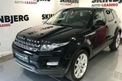 Land Rover Range Rover evoque 2,0 Si4 240 Pure aut.