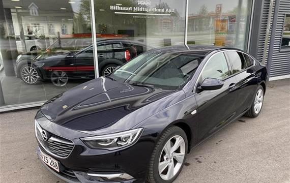 Opel Insignia 2,0 Grand Sport 2,0 CDTI Dynamic Start/Stop 170HK 5d 8g Aut.