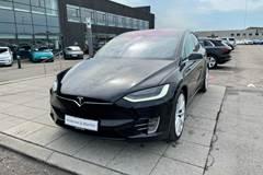 Tesla Model X P90D EL 4x4 772HK 5d Aut.
