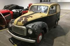 Fiat 500 0,6 Belvedere Van