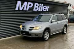 Mitsubishi Outlander 2,4 Mivec Intense 4WD Van