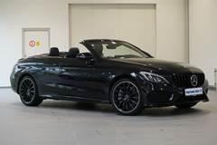 Mercedes C43 3,0 AMG Cabriolet aut. 4Matic