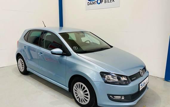 VW Polo 1,2 TDi 75 BlueMotion