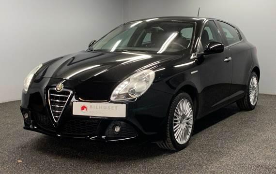 Alfa Romeo Giulietta 1,4 Turbo 120 Distinctive