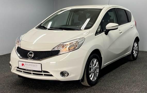 Nissan Note 1,2 Acenta Tech