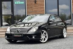 Mercedes CLS63 6,3 AMG aut.