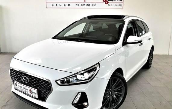 Hyundai i30 1,4 T-GDi Premium stc. DCT