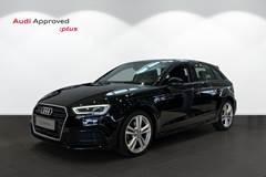 Audi A3 TFSi Limited+ Sportback quattro S-tr