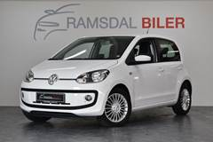 VW UP! 1,0 EcoFuel High Up! BMT