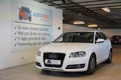 Audi A3 1,6 Sportback  TDI DPF Attraction S Tronic  5d Aut.