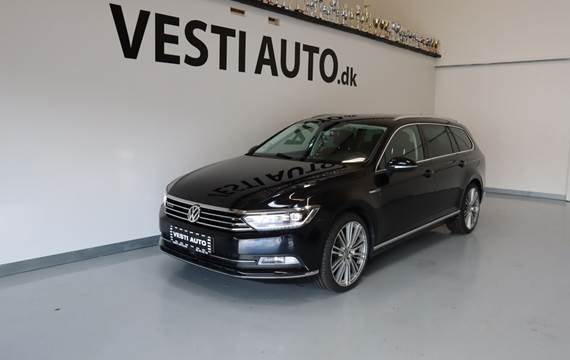 VW Passat 2,0 TDi 240 Highline Variant DSG 4Motion