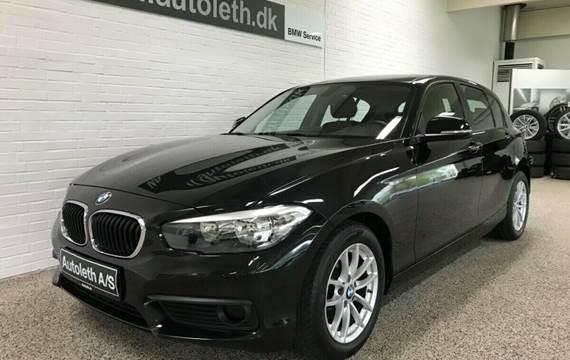 BMW 118i 1,5 aut. Van