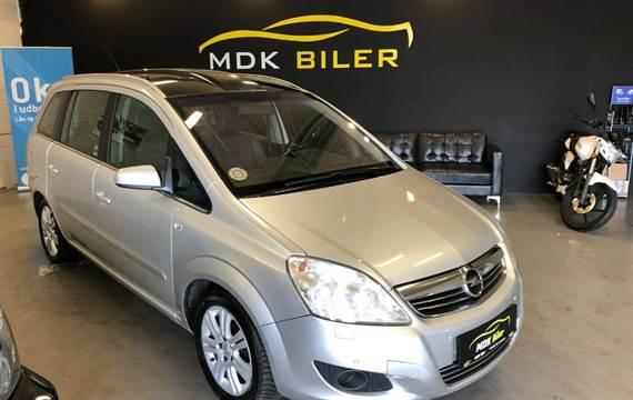 Opel Zafira 1,8 16V 140 Enjoy aut. 7prs