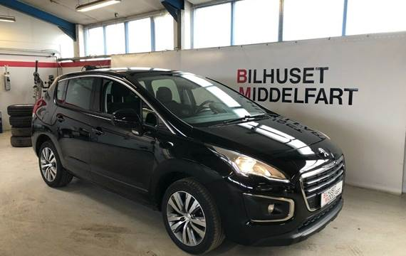Peugeot 3008 1,6 e-HDi 114 Motion+ ESG