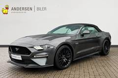 Ford Mustang Ti-VCT GT 450HK Cabr. 10g Aut.