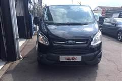 Ford Transit Custom 310L 2,2 Ford Transit Custom 310 L2H1 2,2 TDCi Trend 125HK Van 6g