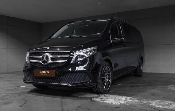 Mercedes V300 d Extra Lang 2,0 CDI 9G-Tronic 239HK 9g Aut.