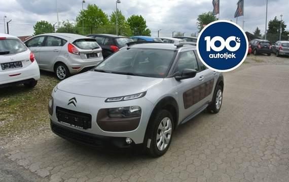 Citroën C4 Cactus 1,2 PureTech 82 Feel ETG