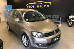 VW Golf Plus 1,6 TDi 105 Trendline BM
