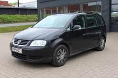 VW Touran 1,9 TDi 90 Conceptline 7prs