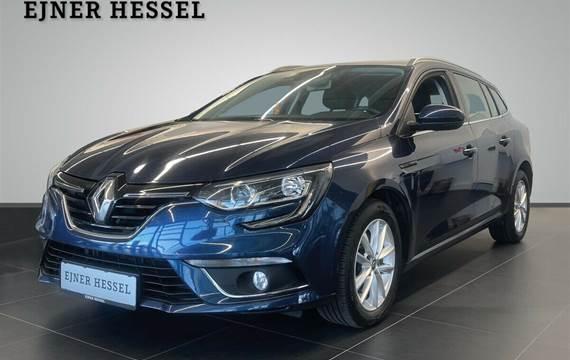 Renault Megane IV 1,6 dCi 130 Zen Sport Tourer