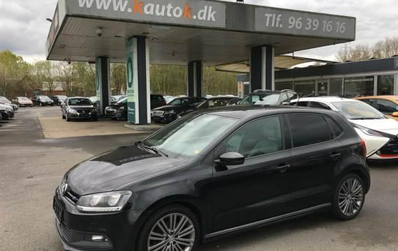 VW Polo 1,4 TSi 150 BlueGT DSG Van