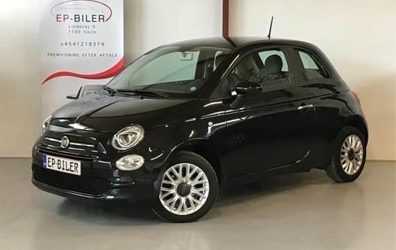 Fiat 500 0,9 TwinAir 80 Pop