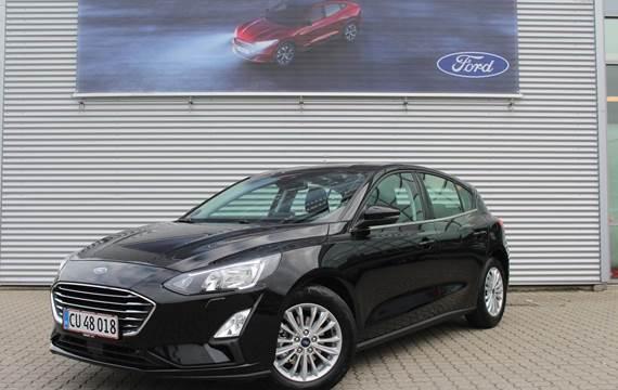 Ford Focus EcoBoost Titanium 125HK 5d 8g Aut.