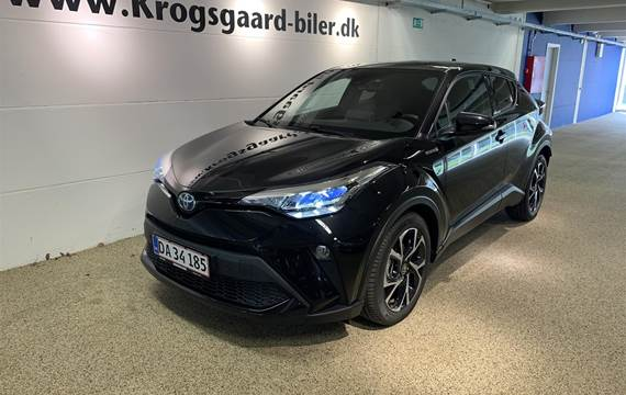 Toyota C-HR Hybrid C-LUB Smart Multidrive S 122HK 5d Aut.