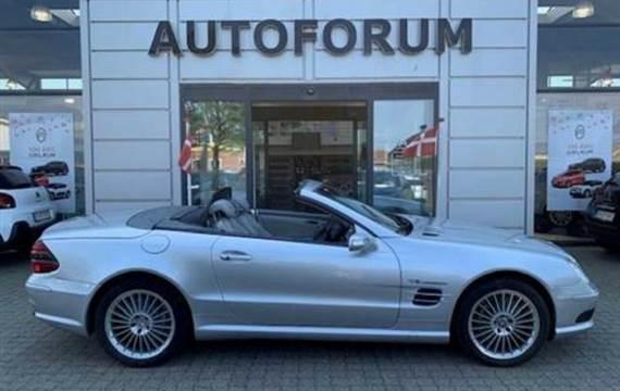 Mercedes SL55 5,4 AMG aut.