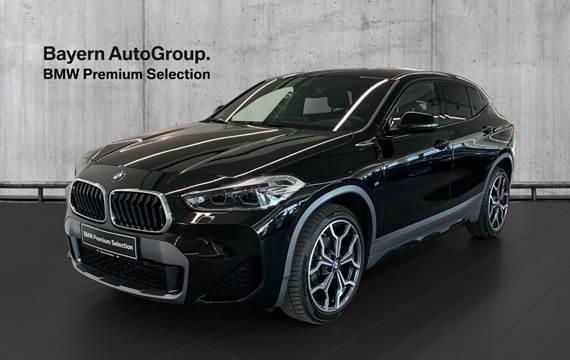 BMW X2 2,0 sDrive18d M-Sport aut.