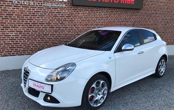 Alfa Romeo Giulietta 1,4 QV M-Air Sportivo  5d 6g