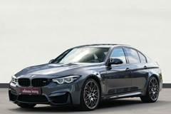 BMW M3 3,0 Competition DKG