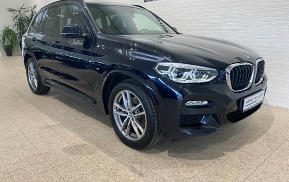 BMW X3 3,0 xDrive30d M-Sport aut.