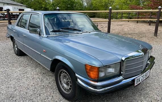 Mercedes 280 SE 2,8 aut.
