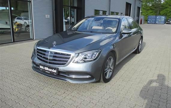 Mercedes S560 e 3,0 Lang 3,0 Plugin-hybrid 9G-Tronic 489HK 9g Aut.