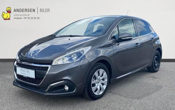 Peugeot 208 1,5 BlueHDi Selection Sky 100HK 5d